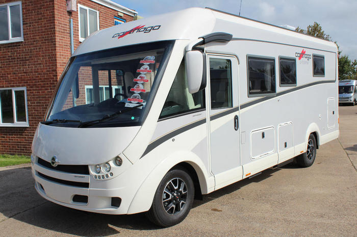 2018 Carthago c-tourer 142QB