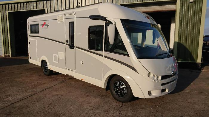 2018 Carthago c-tourer 144LE