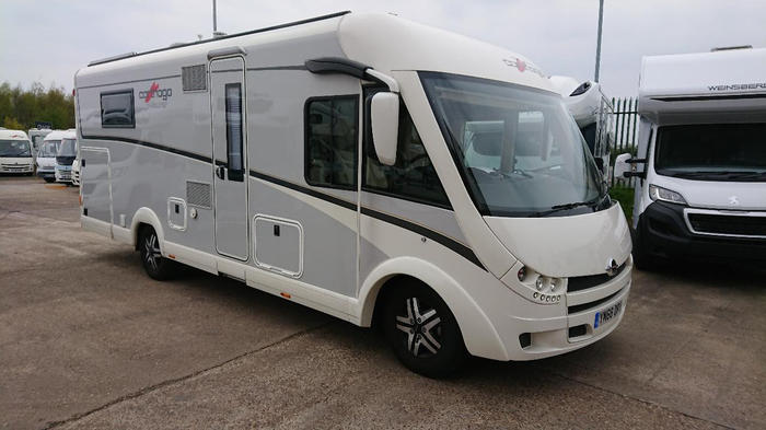 2018 Carthago c-tourer 150