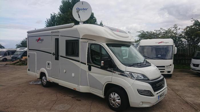 2019 Carthago c-tourer T145H