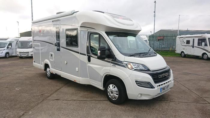 2018 Carthago c-tourer T145H